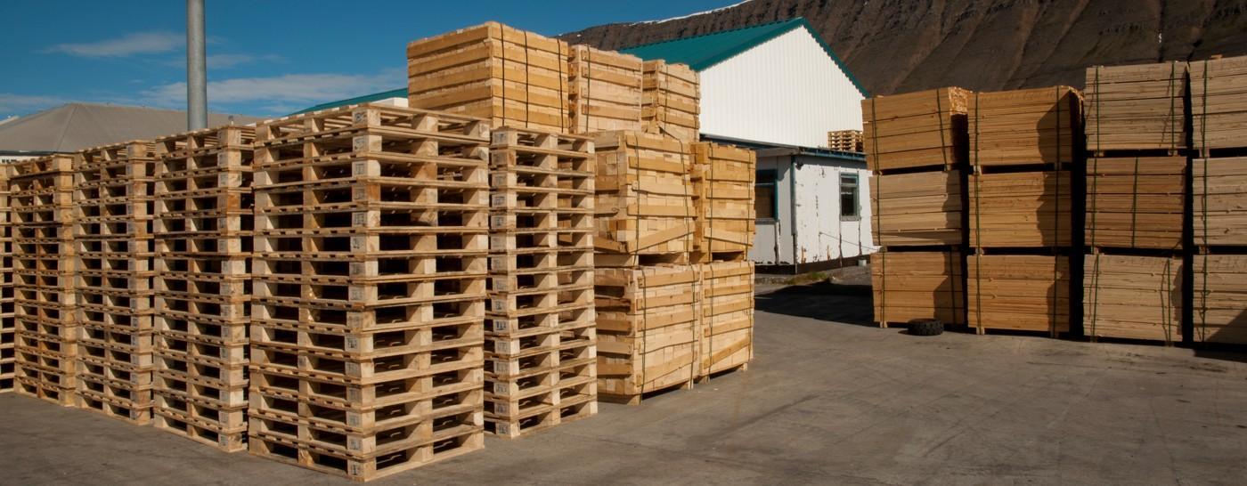 Pallets Retornáveis novos e usados